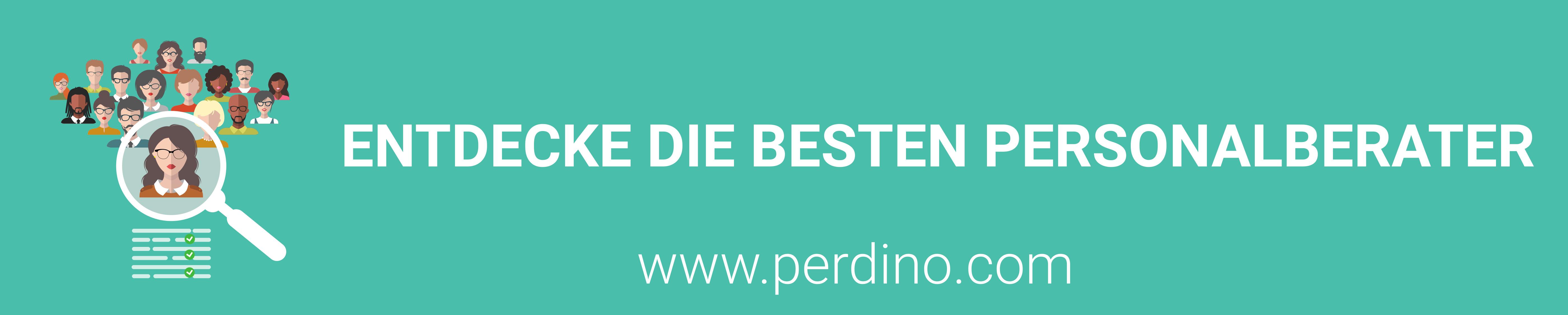 TOP Personalberatungen auf PERDINO